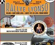 Rallye LYONSO